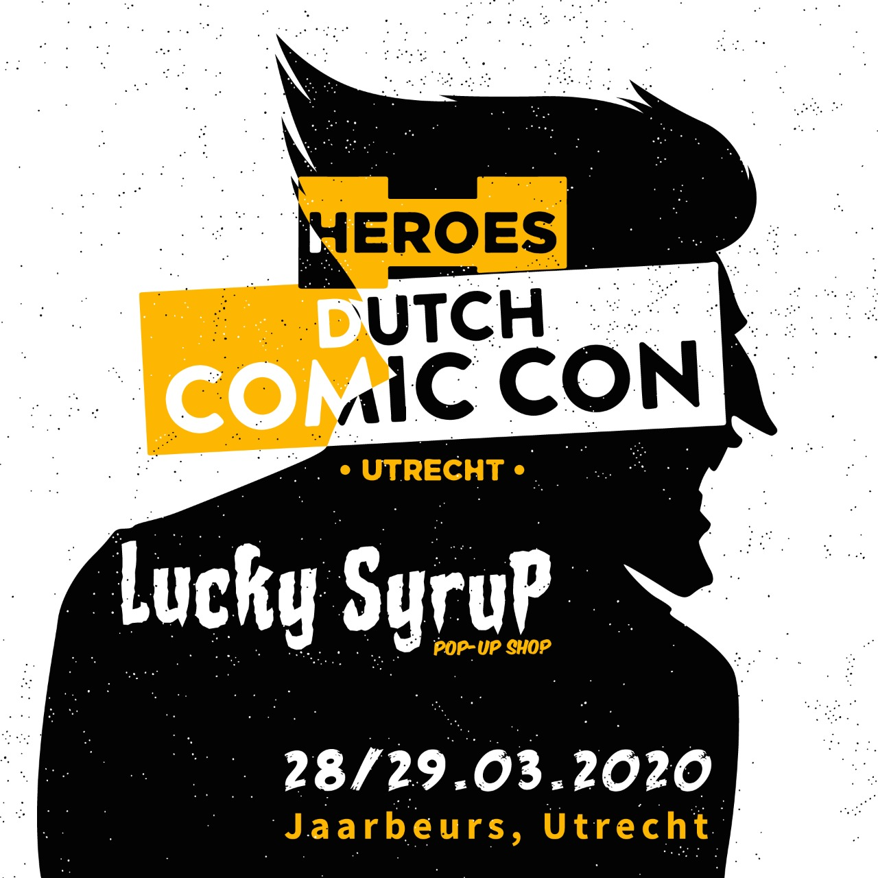 Lucky Syrup Top Quality T-shirts from Berlin | Blog | Upcoming events 2020