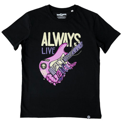 Lucky Syrup Top Quality T-shirts from Berlin | T-shirts | Always Live