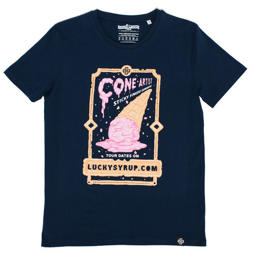 Lucky Syrup Top Quality T-shirts from Berlin | Shop | Cone Artist