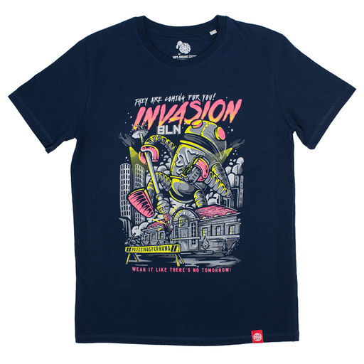 Lucky Syrup Top Quality T-shirts from Berlin | Shop | Invasion
