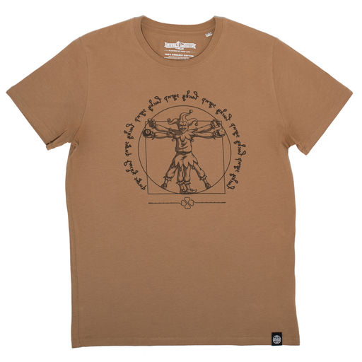 Lucky Syrup Top Quality T-shirts from Berlin | Shop | Vitruvian Joker
